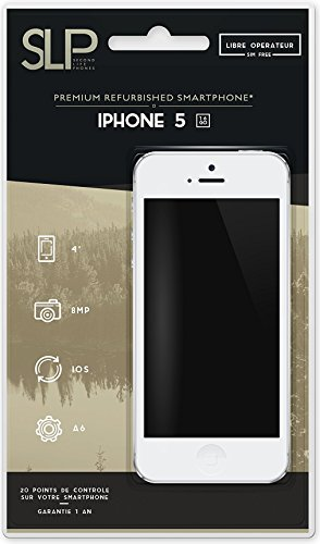 apple iphone 5 smartphone d bloqu 3g ecran 4 pouces. Black Bedroom Furniture Sets. Home Design Ideas